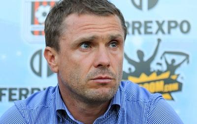 Ребров: Ярмоленко - это футболист, который нужен мне