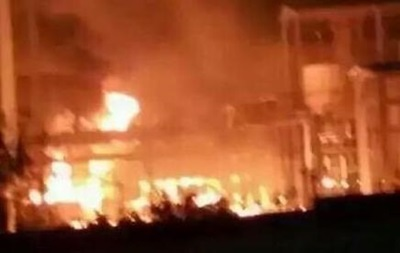 При взрыве на химическом заводе в Китае погиб один человек