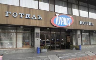 Ночью в Киеве горела гостиница: есть пострадавшие