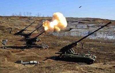 Картинки по запросу артиллерия Северной Кореи