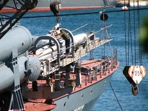 МИД проверяет информацию о ввозе кораблем ЧФ РФ крылатых ракет в Севастополь