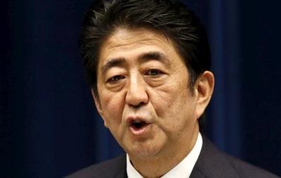 Премьер Японии раскритиковал визит Медведева на Курилы
