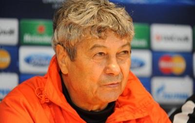 Луческу: Нужно внимательно отнестись к выбору состава на матч с Рапидом