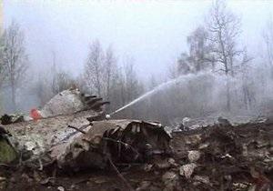 В Москве началось опознание жертв крушения Ту-154