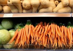 Министр похвастался доступностью украинских овощей