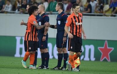 Впервые за три года в Лиге чемпионов Украина будет представлена двумя клубами