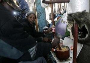 Из итальянского города вывезли африканских иммигрантов, участвовавших в беспорядках