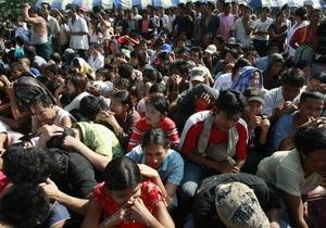 В Мьянме из-за межрелигиозных столкновений более  22 тысяч человек стали беженцами