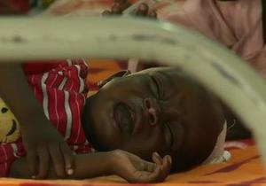 Нигерия: дети гибнут за металл - репортаж