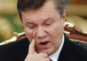 Янукович допускает внесение изменений в Налоговый кодекс в следующем году