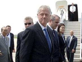 Билл Клинтон встретился с Ким Чен Иром и передал ему послание Обамы