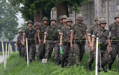 США и Южная Корея завершают учения возле границ КНДР