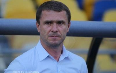Сергей Ребров: Ярмоленко не уходит благодаря Суркису