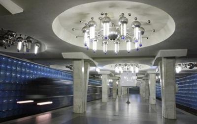 В харьковском метро женщина провалилась между вагонами