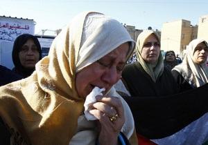 Число жертв теракта в Тикрите достигло 50 человек