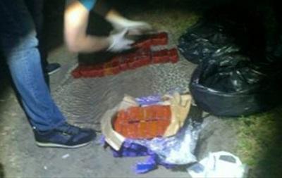 В Днепропетровске военный пытался продать 20 килограммов тротила