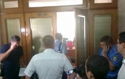 В здании Одесской ОГА проводят обыск