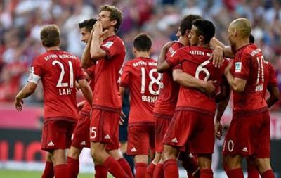 Бавария разгромила Байер