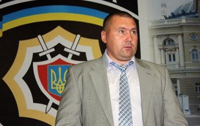 Начальник милиции Одессы сможет выйти под залог