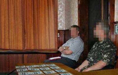 Начальник Черниговского военного госпиталя попался на взятке