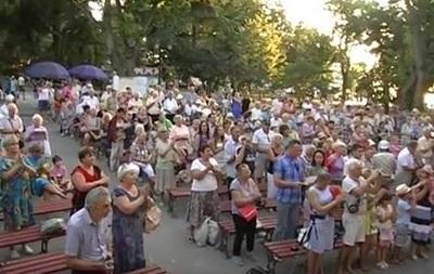 В Севастополе слушатели стоя аплодировали песне  Верните Сталина