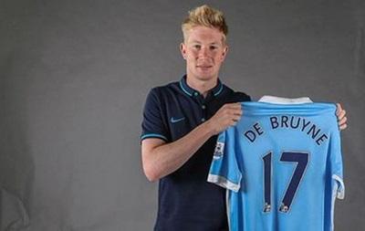 Кевин де Брейне стал игроком Манчестер Сити