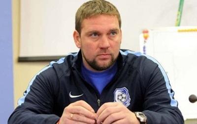 Хорошо, что сыграли  на ноль  - главный тренер Черноморца