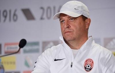 Вернидуб: Результат матча с Динамо считаю закономерным