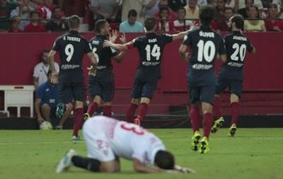 Севилья с Коноплянкой разгромно проиграла в чемпионате Испании
