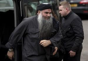 Британское МВД проиграло апелляцию по высылке Абу Катады
