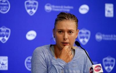 Шарапова не сыграет на US Open