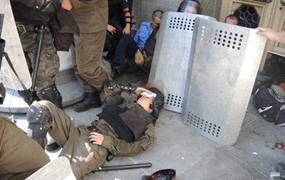Ранения под Радой получили около 100 силовиков