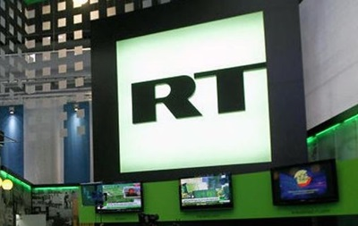 В Британии заблокировали рекламные средства Russia Today из-за Киселева