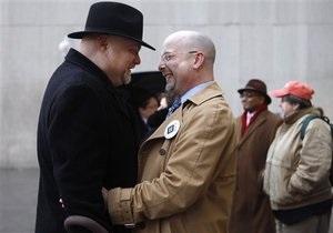 Британские лорды разрешили венчание однополых пар