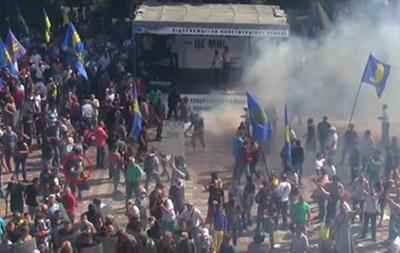 МВД: Погибший под Радой нацгвардеец был убит пулей