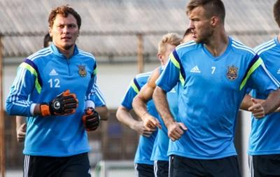 Букмекеры уверены в победе Украины над Беларусью в квалификации Евро-2016