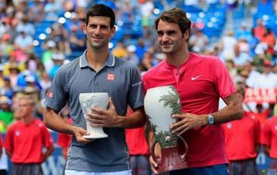 Федерер и Джокович - самые высокооплачиваемые теннисисты 2015 года
