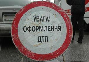 В Украине в 2011 году аварийность на транспорте снизилась на 13%