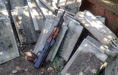 В Хмельницком боец АТО застрелился из автомата