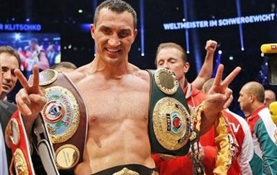 Владимир Кличко посетит встречу великих чемпионов
