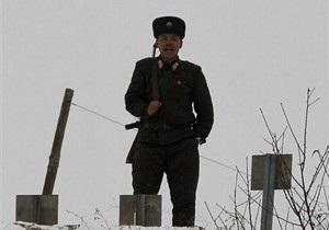 Северная Корея разместила ракеты у границы и готова  нанести ответный удар