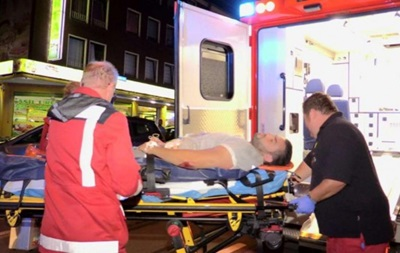 Бывшего соперника Кличко подстрелили из-за ссоры в Facebook