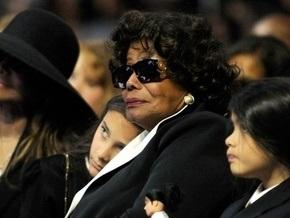 Мать Джексона будет получать более миллиона долларов в год