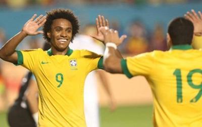 Виллиан: В сборной Бразилии есть не только Неймар