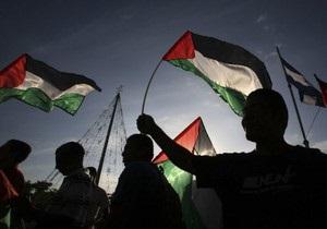 Палестина обвинила Израиль в срыве переговоров