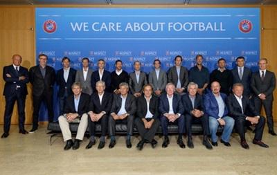 Луческу и Маркевич приняли участие в Форуме тренеров ведущих клубов