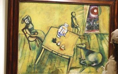 Москва отменила выставку Шагала в шведском музее из-за иска ЮКОСа