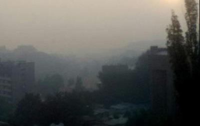 В Житомирской области из-за дыма ограничено движение на двух трассах
