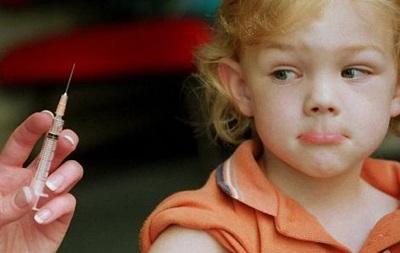 В Украине зафиксировали вспышку полиомиелита