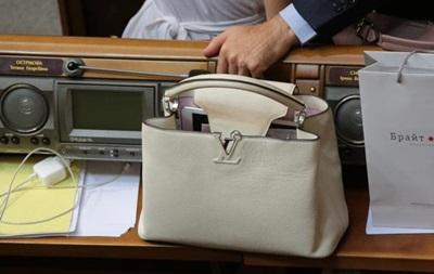 В Раде нашли депутата с сумкой за $5000